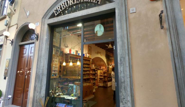 【イタリア】フィレンツェのエルボリステリアで自然派コスメの買い物