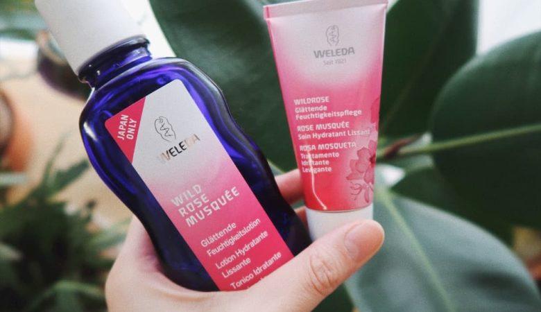 【高保湿】ヴェレダワイルドローズ化粧水!乾燥肌さんにおすすめ