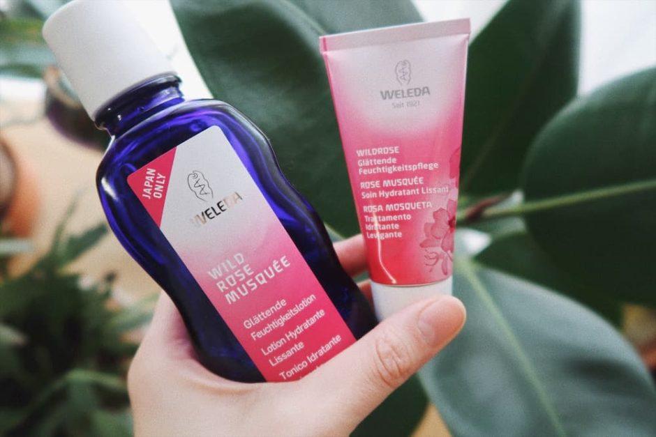 ヴェレダ ワイルドローズ化粧水