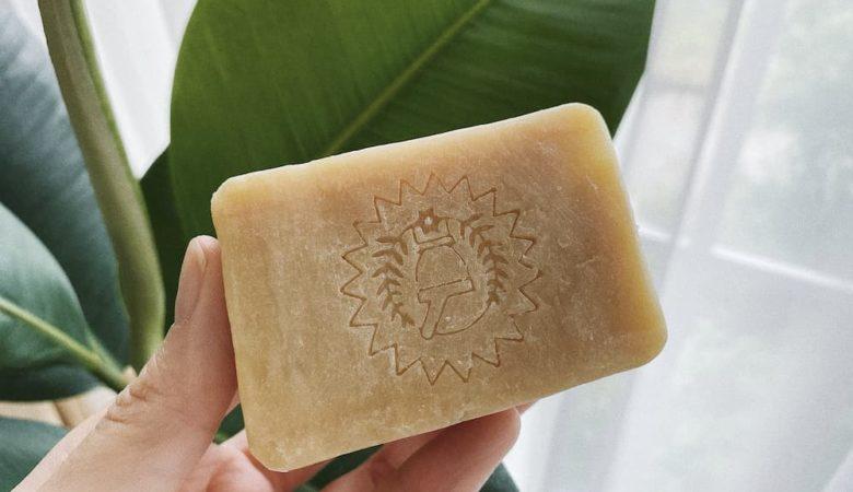 オーロメアの石鹸「ハーバルソープバー」で手洗い【新型コロナ予防】